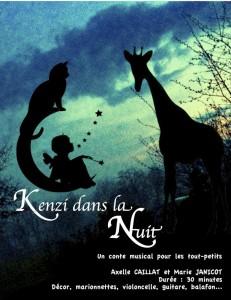 Kenzi affiche2