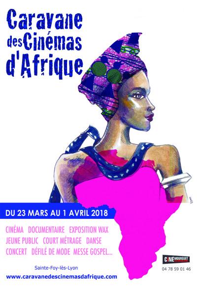 Caravane des cinémas d'Afrique 2018
